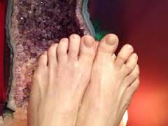 feet and reiki