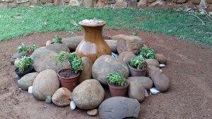 Sacred spaces-fountain