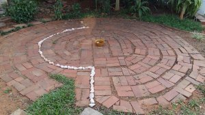 Sacred spaces-labyrinth